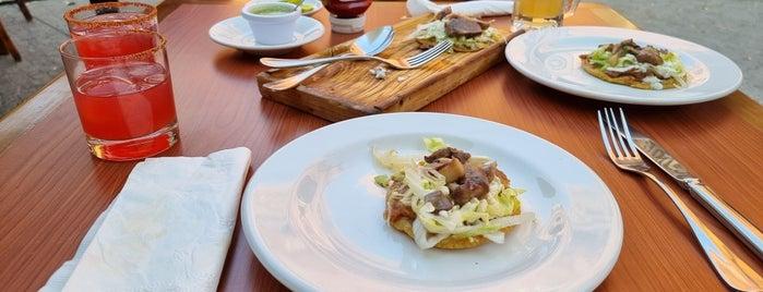 Ave Maria Restaurante is one of Tlalpan Coapa acoxpa.