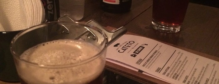Cateto is one of Craft beer in São Paulo.