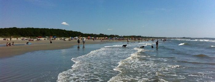 Kiawah Island Beachwalker Beach is one of Favorite Great Outdoors.