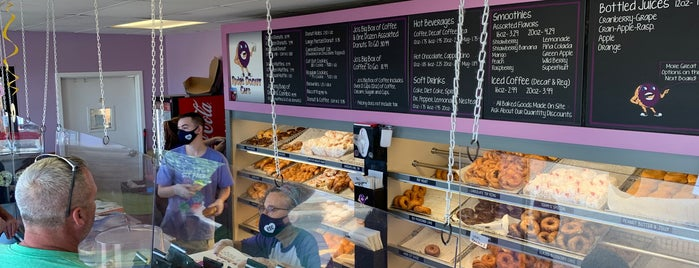 Ridge Donut Cafe is one of Rochester.
