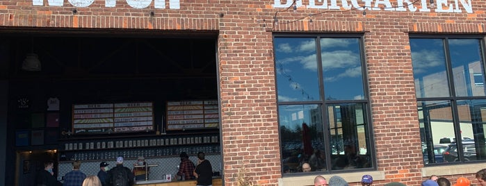 Notch Brewery & Tap Room is one of Breweries.