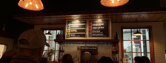 Zero Gravity Brewery is one of Burlington to-do.