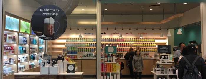 DAVIDsTEA is one of Victoria-star's Saved Places.