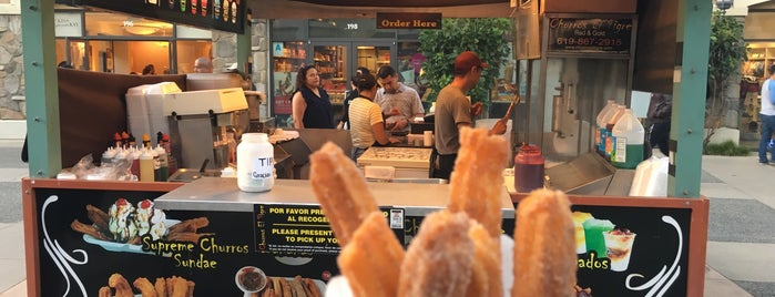 Churros El Tigre is one of Posti che sono piaciuti a Pitufry.