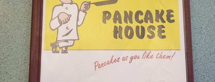 The Original Pancake House is one of Tigg'in Beğendiği Mekanlar.