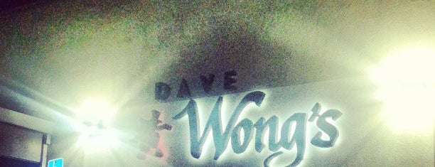 Dave Wong's Restaurant is one of Stockton.
