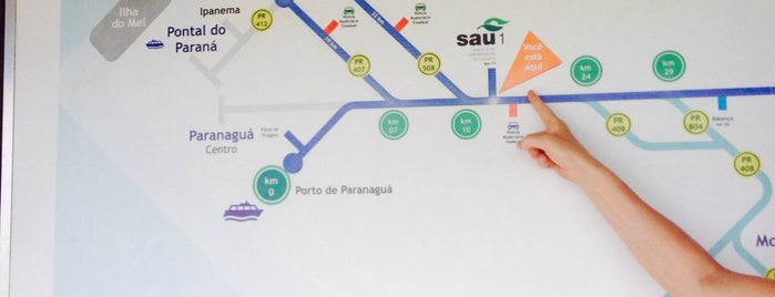 SAU - Alexandra is one of Litoral PR.