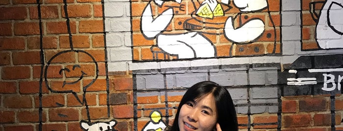 Brown Sugar Dessert Café and Bistro is one of 04 - ตามรอย.