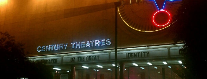 Century Theatre is one of Los Angeles.