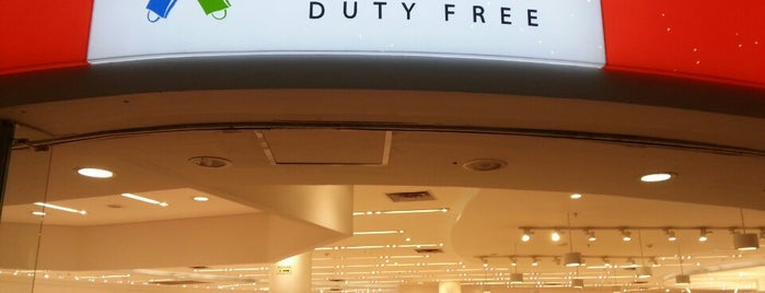 Attenza Duty Free is one of Idos Bogotá.