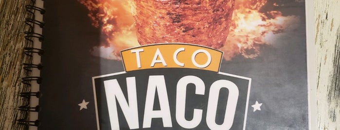 Taco Naco Xola is one of México 👫🌮.