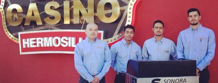 Gran Casino Hermosillo is one of Jaime 님이 좋아한 장소.