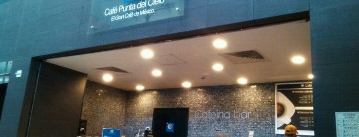 Café Punta del Cielo is one of สถานที่ที่ Yolis ถูกใจ.