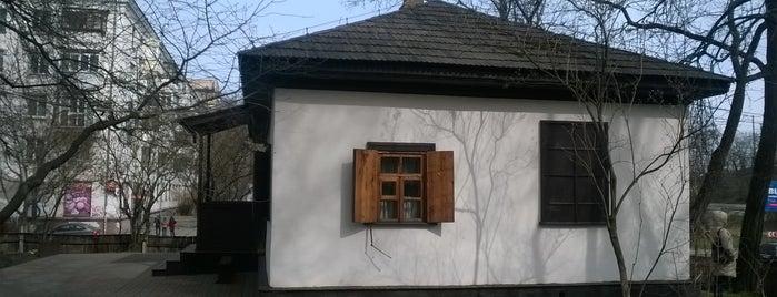 Мемориальный дом-музей Тараса Шевченко is one of Kyiv.
