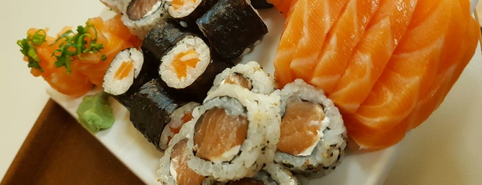Hanko Sushi is one of Sushi in Porto Alegre.