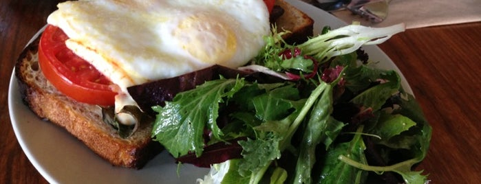 Outerlands is one of SF Brunch.