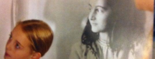 Casa di Anna Frank is one of Eurotrip.