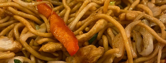 Chinese & Sushi Express is one of Istanbul spots.