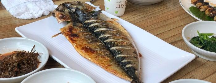 순옥이네명가 is one of Jeju.