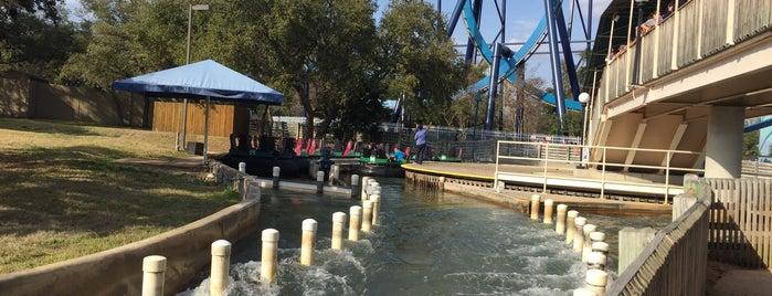 Rio Loco at SeaWorld is one of SeaWorld San Antonio.