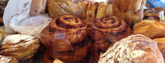 Mazzola Bakery is one of Food To Done.