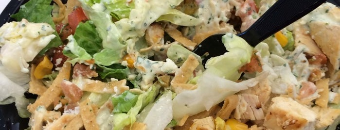 El Pollo Loco is one of Healthy Happy.