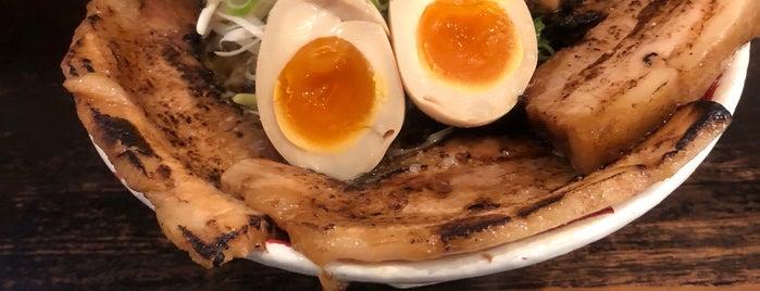 麺屋 八頭龍 is one of สถานที่ที่ hoya_t ถูกใจ.