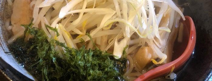 麺屋 八頭龍 is one of Lieux qui ont plu à hoya_t.