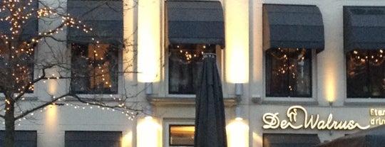 De Walrus is one of Café Top-100 2015.