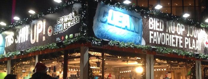 Glazen Huis | 3FM Serious Request 2013 is one of Posti che sono piaciuti a Kevin.