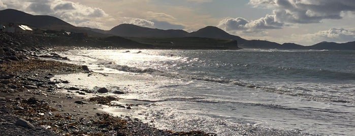Waterville is one of Mark's list of Ireland.