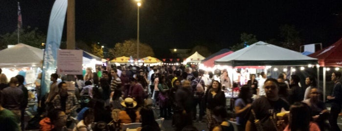 San Diego Night Market is one of San Diego, California.