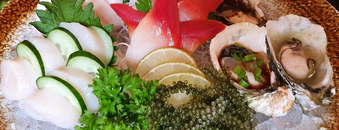 Sushi Tei Restaurant is one of ⭐️Favorito Mavorito⭐️.