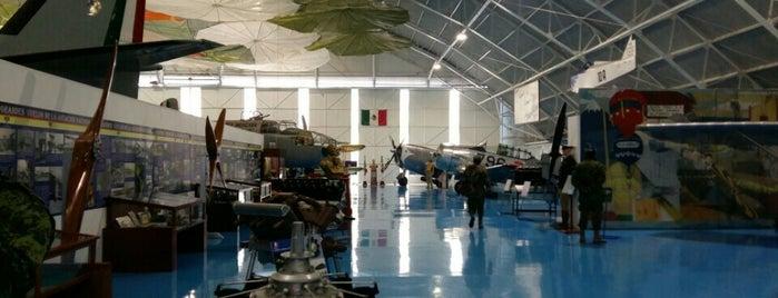 Museo Militar de Aviación is one of Cultura.