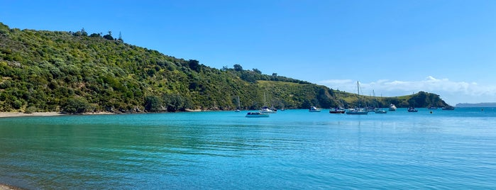 Waiheke Island is one of Locais curtidos por T..