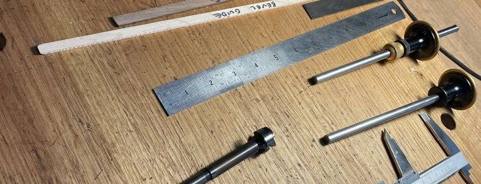Splinter Workshop is one of James'in Beğendiği Mekanlar.