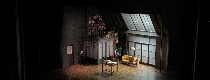 Roslyn Packer Theatre is one of James'in Beğendiği Mekanlar.