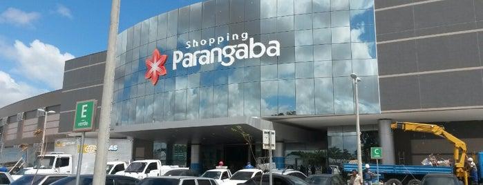 Shopping Parangaba is one of Monica : понравившиеся места.