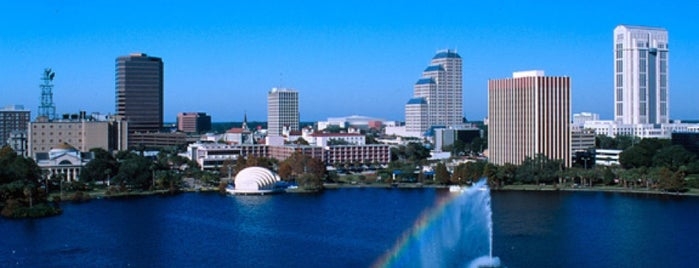 City of Orlando is one of Most Populous Cities in the United States.