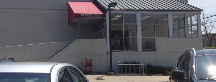 Trader Joe's is one of Stores.