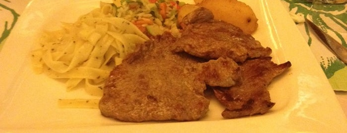 Restaurant Bujana is one of Manolis visited.