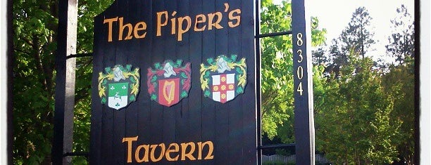 Pipers Tavern is one of Bars Part 2.