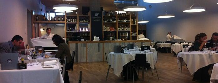 A Nave de Vidán is one of Restaurantes e outros sitios onde se come ben.
