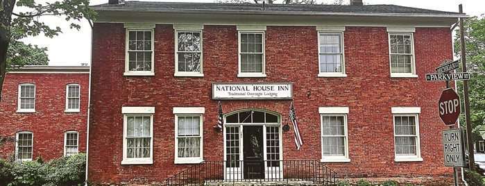 National House Inn is one of Best Places to Check out in United States Pt 3.