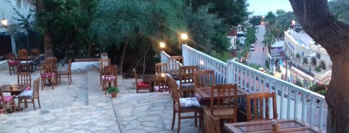 Toprak Ağa Türk Kahvecisi Kalkan (Coffee House is one of <3.