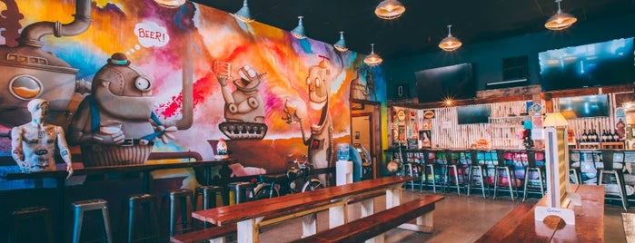 The Brewhouse Gallery is one of Greater Miami Area.