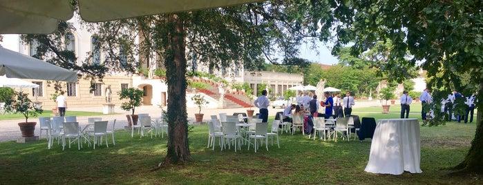 Hotel Relais Villa Corner della Regina is one of Lugares favoritos de FEDERICO.