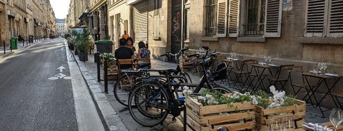 Pouliche is one of Paris.
