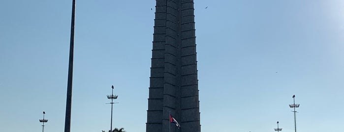 Plaza de la Revolución is one of Carlさんのお気に入りスポット.