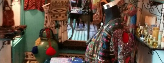 KIS Boutique, Keep it Secret, Marrakech is one of Morocco.